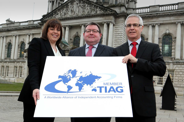 Goldblatt Mcguigan appointed to the International Accounting Group (TIAG)