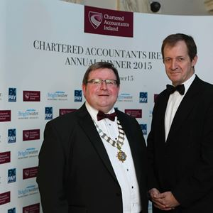 CAI President Tony Nicholl and guest speaker Alastair Campbell.jpg