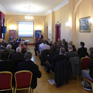 Capacity attendance at Portadown Chamber Autumn Statement Briefing.jpg