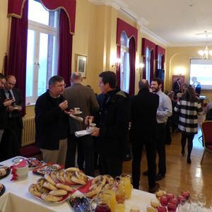 Networking at Portadown Chamber of Commerce Autumn Statement Briefing.jpg