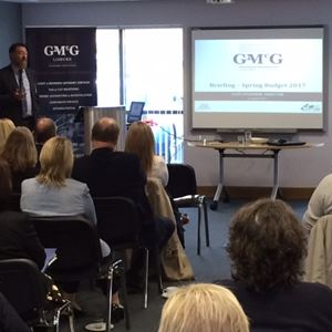 GMcG Lisburn Business Briefing - Paul O'Connor, Budget 2017 Overview.jpg