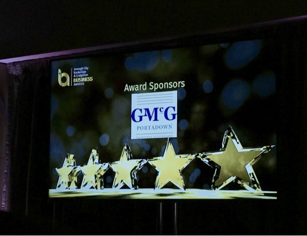 GMcG sponsors ABC Awards - Best Business Growth