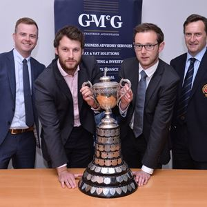GMcG's Nigel Moore (left) with team captains.jpeg