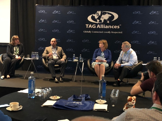 GMcG's Lyn Canning Hagan on panel at TAG Alliances International Conference