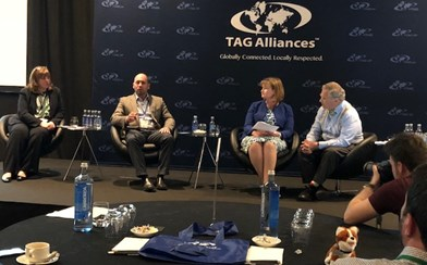 GMcG's Lyn Canning Hagan on TAG Alliances Conference panel.jpg